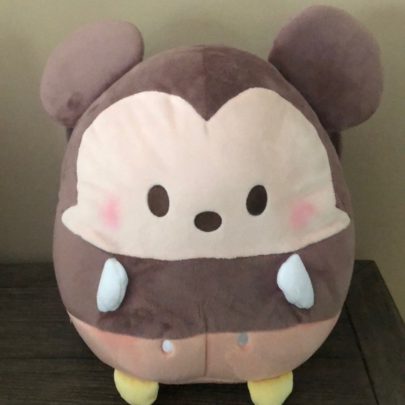 1c04259634a5 Tsum Tsum Mickey Mouse plush backpack new